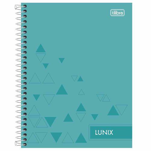 Caderno-Colegial-Lunix-10-Materias-Tilibra