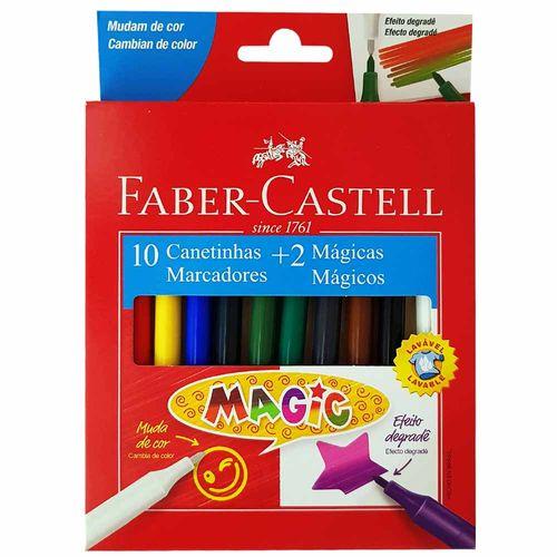 Canetinha-Hidrografica-10-Cores-Magic-Faber-Castell