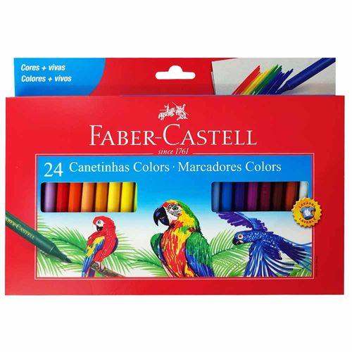 Canetinha-Hidrografica-24-Cores-Faber-Castell