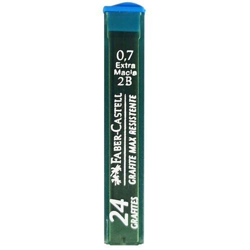 Grafite-0.7-2B-Faber-Castell-24-Unidades