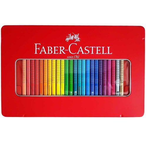 Lapis-de-Cor-48-Cores-Grip-Faber-Castell