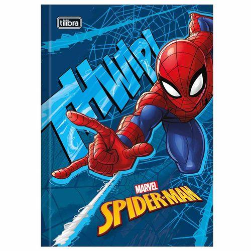Caderno-Brochura-14-Homem-Aranha-96-Folhas-Tilibra