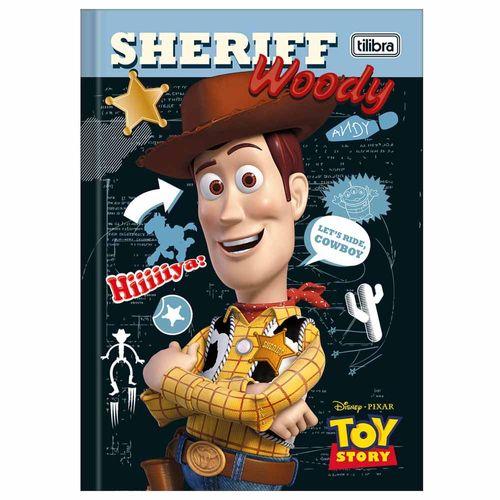 Caderno-Brochura-1-4-Toy-Story-96-Folhas-Tilibra
