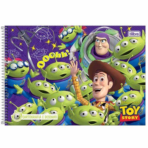 Caderno-de-Cartografia-Toy-Story-96-Folhas-Tilibra