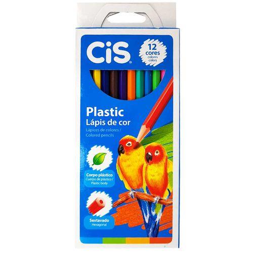 Lapis-de-Cor-12-Cores-Plastic-Cis