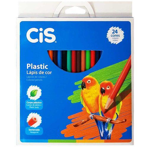 Lapis-de-Cor-24-Cores-Plastic-Cis