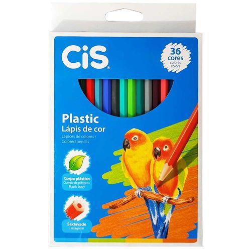 Lapis-de-Cor-36-Cores-Plastic-Cis