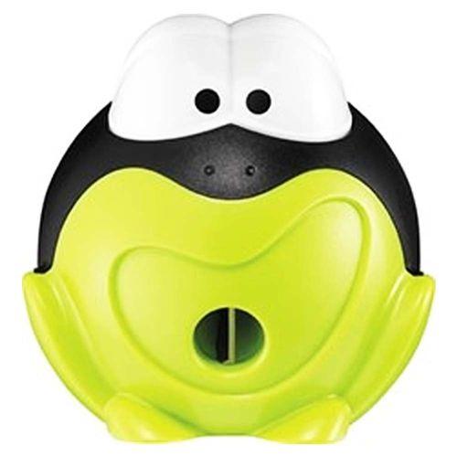 Apontador-com-Deposito-Croc-Croc-Sapo-Verde-Maped