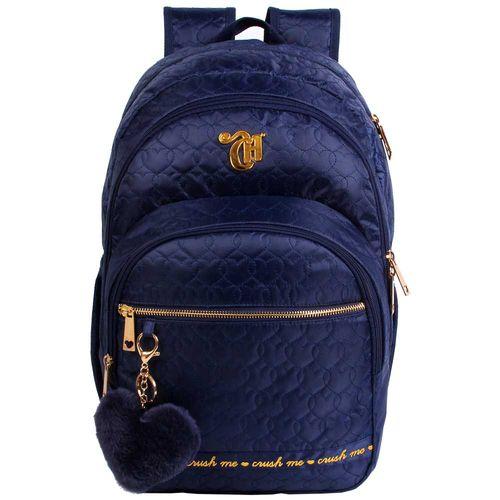 Mochila-Escolar-Capricho-Love-Blue-Dermiwil-11344