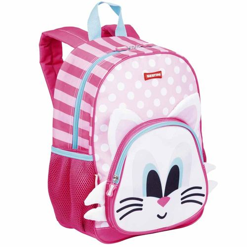 Mochila-Escolar-Kids-Cat-Sestini-065144