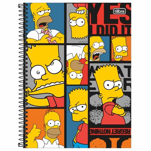Caderno-Universitario-Simpsons-10-Materias-Tilibra