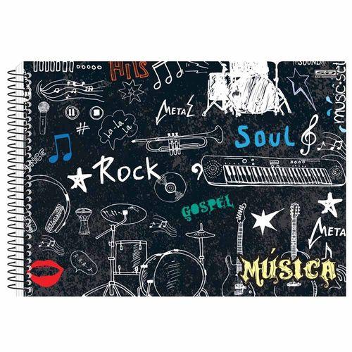 Caderno-14-Musica-40-Folhas-Sao-Domingos