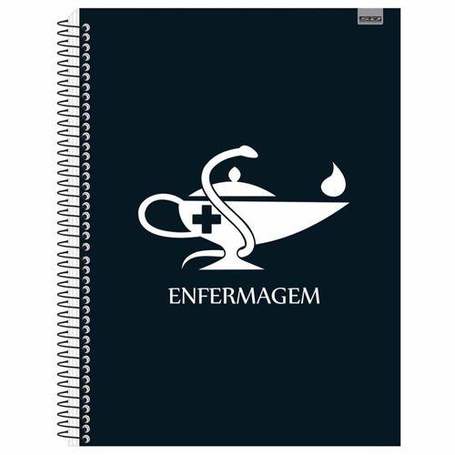 Caderno-Universitario-Enfermagem-10-Materias-Sao-Domingos