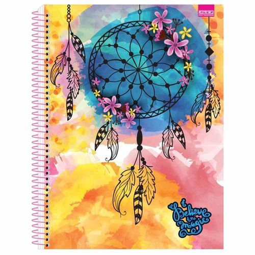 Caderno-Universitario-I-Believe-in-Magic-15-Materias-Sao-Domingos