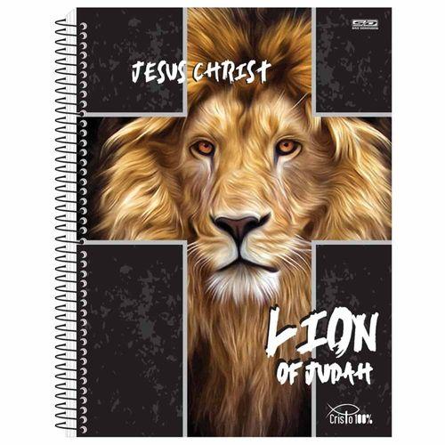 Caderno-Universitario-Cristo-100--15-Materias-Sao-Domingos