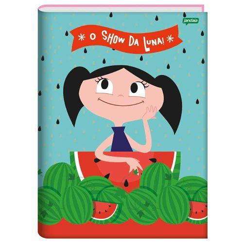 Caderno-Brochura-1-4-O-Show-da-Luna-96-Folhas-Jandaia