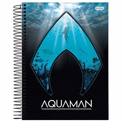 Caderno-Universitario-Aquaman-10-Materias-Jandaia