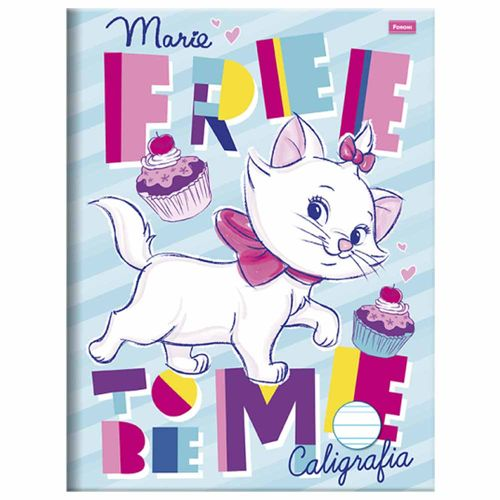 Caderno-de-Caligrafia-Marie-40-Folhas-Foroni