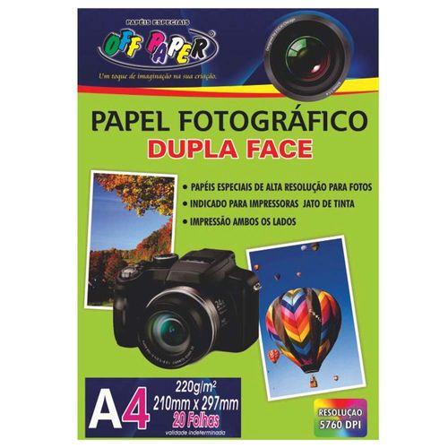 Papel-Fotografico-Dupla-Face-220g-Off-Paper-20-Folhas