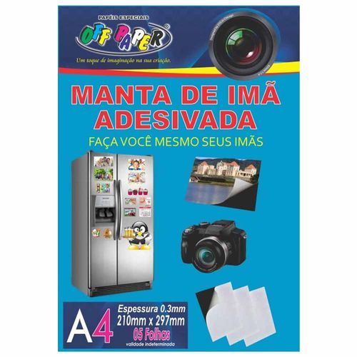 Manta-de-Ima-A4-Adesiva-0.3mm-Off-Paper-5-Folhas