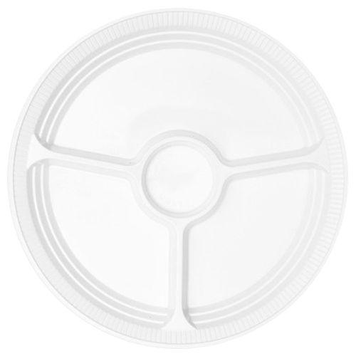 Prato-Descartavel-30cm-Branco-Copaza-10-Unidades
