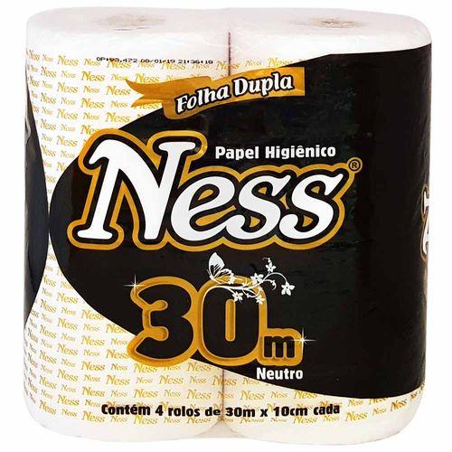 Papel-Higienico-Ness-30m-Folha-Dupla-4-Rolos