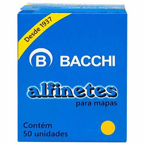 Alfinete-para-Mapa-Amarelo-Bacchi-50-Unidades