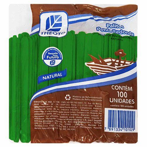 Palito-de-Madeira-Escolar-Verde-Theoto-100-Unidades