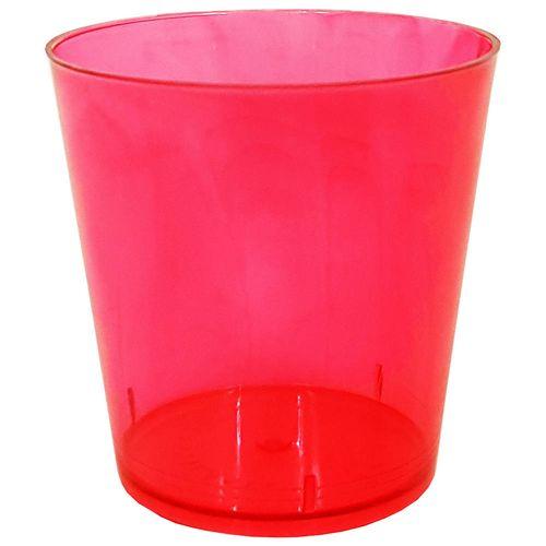 Copo-Descartavel-25ml-Vermelho-Plastilania-10-Unidades