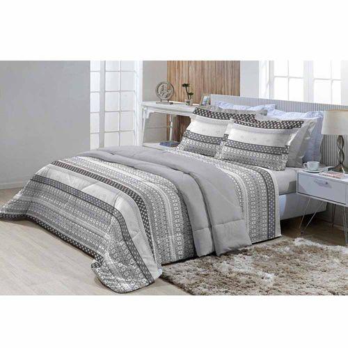 Jogo-de-Cama-Casal-200-Fios-Top-Confort-Cambridge-Textil-Lar