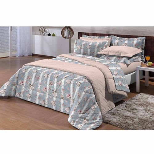 Jogo-de-Cama-Solteiro-180-Fios-Innovare-Madeleine-Textil-Lar
