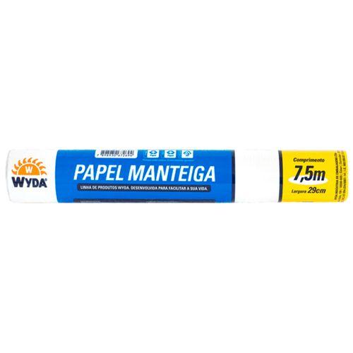 Papel-Manteiga-75mx29cm-Wyda