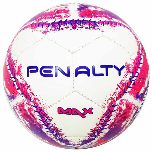 Bola-de-Futsal-Penalty-Mini-Light-On-Max-Rosa