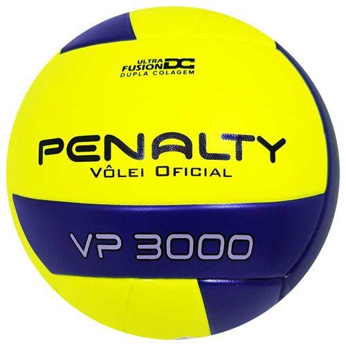 Bola-De-Volei-Penalty-Oficial-VP3000-Amarela