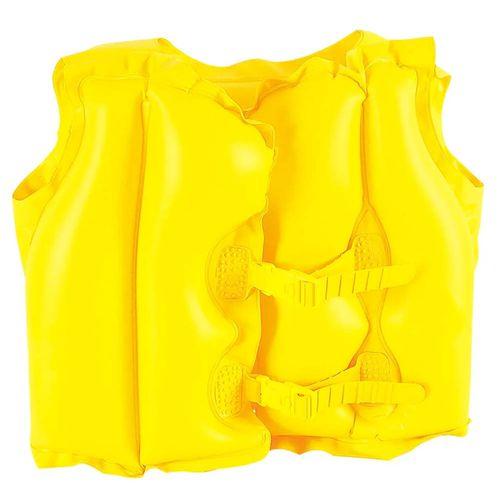 Colete-Inflavel-Infantil-Amarelo-Mor