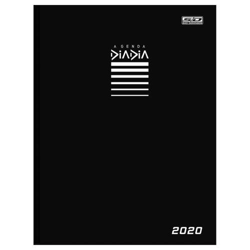 Agenda-2020-Sao-Domingos-Dia-a-Dia-Preta