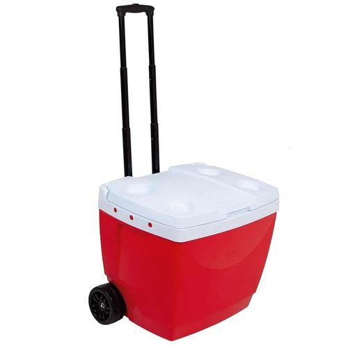 Caixa-Termica-42-Litros-Vermelha-com-Rodinha-Mor