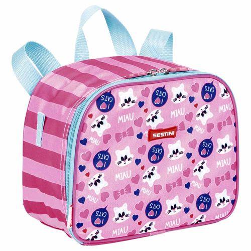 Lancheira-Escolar-Kids-Cat-Sestini-065147