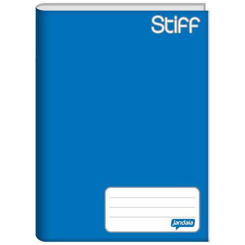 Caderno-Brochura-14-Stiff-Azul-48-Folhas-Jandaia