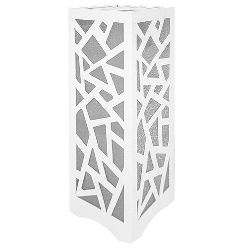 Luminaria-de-Mesa-LED-Geometrica-Branca-Bivolt-Fix