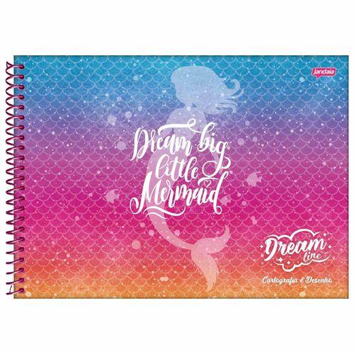 Caderno-de-Cartografia-Dream-96-Folhas-Jandaia