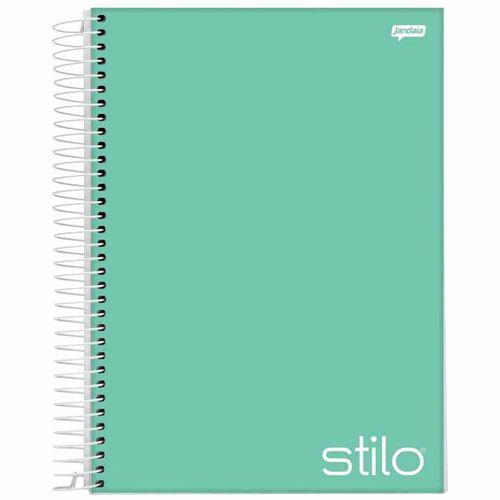 Caderno-Universitario-Stilo-Verde-1-Materia-Jandaia