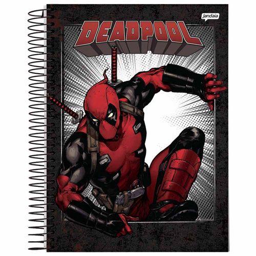 Caderno-Universitario-Deadpool-10-Materias-Jandaia