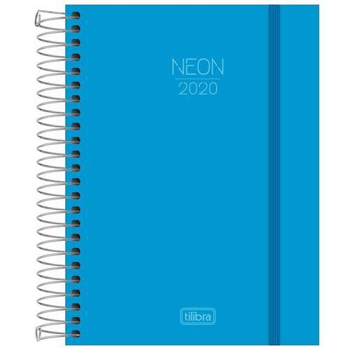 Agenda-2020-Tilibra-Neon-Azul