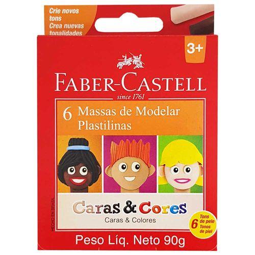 Massinha-de-Modelar-6-Cores-Caras-e-Cores-Faber-Castell