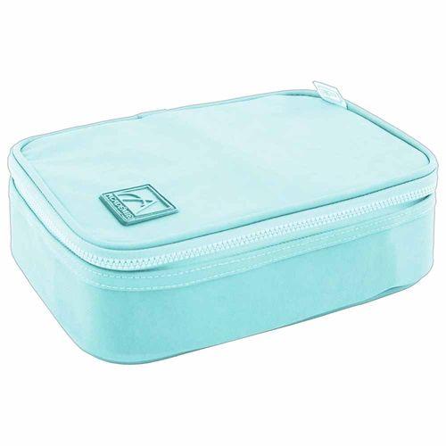 Estojo-Escolar-Academie-Box-Azul-Claro-Tilibra-307076