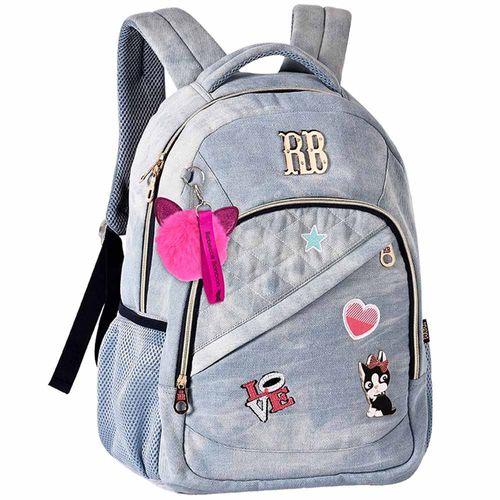 Mochila-Escolar-Rebecca-Bonbon-Jeans-Clio-Style-RB2054