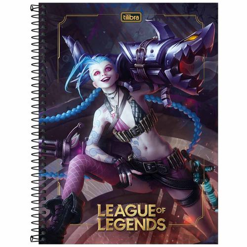 Caderno-Universitario-League-of-Legends-1-Materia-Tilibra