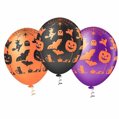 Bexiga-Fantasia-Halloween-10-Sortida-Pic-Pic-25-Unidades