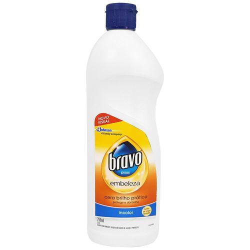 Cera-Liquida-Incolor-Bravo-Classic-750ml
